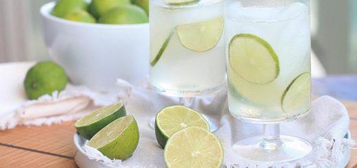 Giải rượu nhanh bằng nước chanh đường?