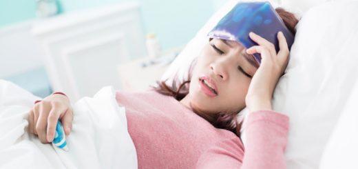 Cơ thể mệt mỏi, hay sốt về chiều, ăn uống khó khăn và thèm ngủ