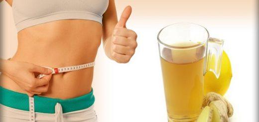 Tác dụng của gừng trong giảm cân