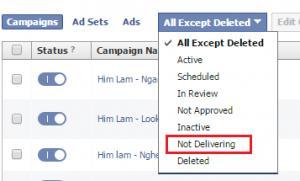 Cách chạy quảng cáo Facebook theo địa điểm, bán kính