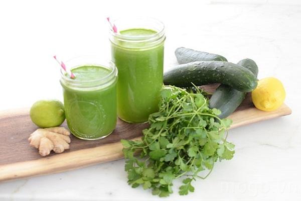 Top 2 cách giảm cân nhanh chóng từ rau cần tây