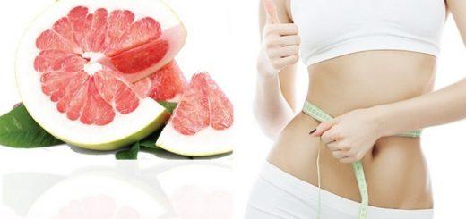 5 bước giảm cân với bưởi nhanh chóng