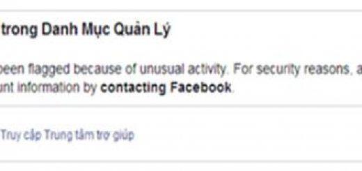 Hướng dẫn khiếu nại tài khoản quảng cáo Facebook bị khóa