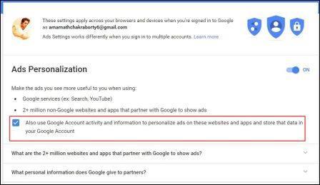 Cách chặn Facebook và Google theo dõi, thu thập thông tin