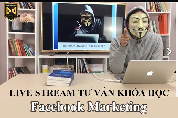 Hướng dẫn trào lưu livestream bán hàng trên Facebook