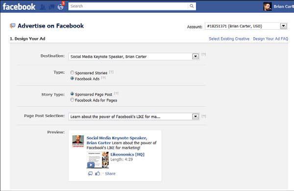 Hướng dẫn tạo quảng cáo Facebook chi tiết bằng hình ảnh