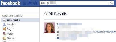 Cách sử dụng công cụ, chức năng tìm kiếm trên facebook cho người mới