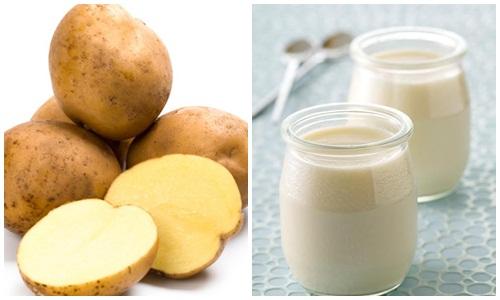 Top 8 cách trị nám bằng khoai tây mà ai cũng làm được