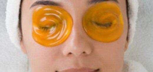 Cách trị thâm mắt đơn giản bằng cà rốt và bơ