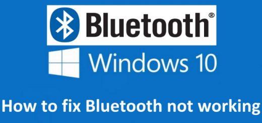 [Fixed 100%] Máy tính bị mất Bluetooth