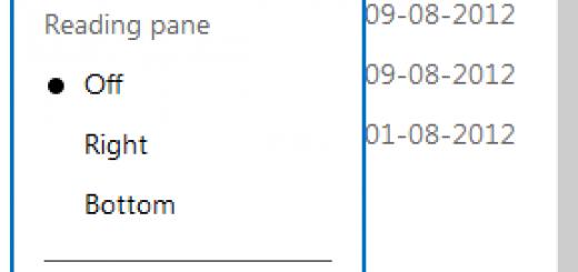 Hướng dẫn chặn thư rác, email rác với Outlook