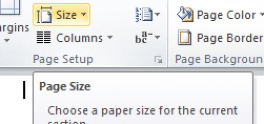 Hướng dẫn tạo khổ A5 cho file Word