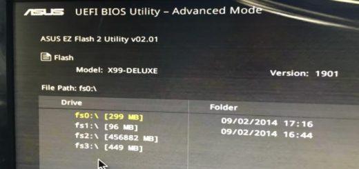 Hướng dẫn cập nhật BIOS an toàn
