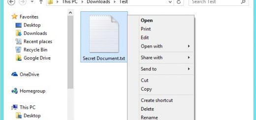 Hướng dẫn ẩn file và folder trên máy tính