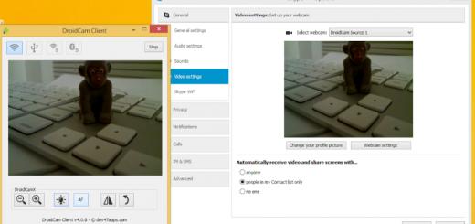 Kết nối máy ảnh điện thoại thành Webcam trên máy tính nhanh chóng