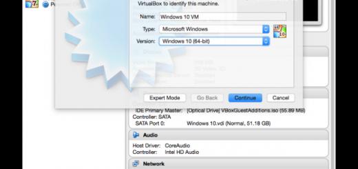 Hướng dẫn cài Win 10 cho VirtualBox