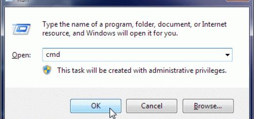 Cách xóa file bằng lệnh Command