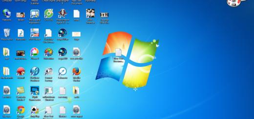 Sao lưu và khôi phục lại vị trí icons trên Desktop trong Win 10 cực nhanh