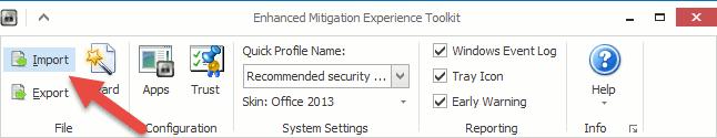 Hướng dẫn bảo mật máy tính bằng EMET