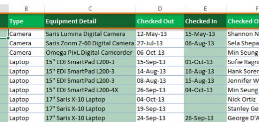 Hướng dẫn lọc dữ liệu trong Excel nâng cao