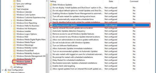 Hướng dẫn tắt vĩnh viễn Windows Update trong Win 10
