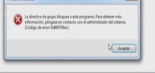 [Fixed 100%] Lỗi 0x800704ec của Windows Defender