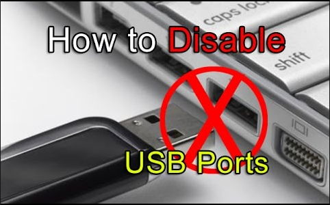 Hướng dẫn vô hiệu hóa cổng USB trên mọi máy tính