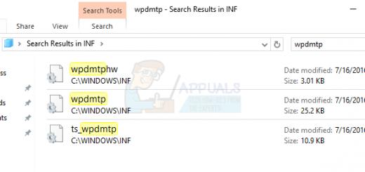 [Fixed 100%] Lỗi kết nối MTP