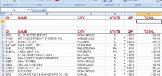 Hướng dẫn tính năng lọc (Filter) toàn tập trong Excel