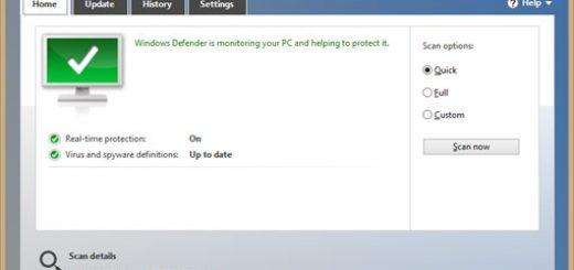 Công cụ hỗ trợ bảo mật Windows Defender là gì?