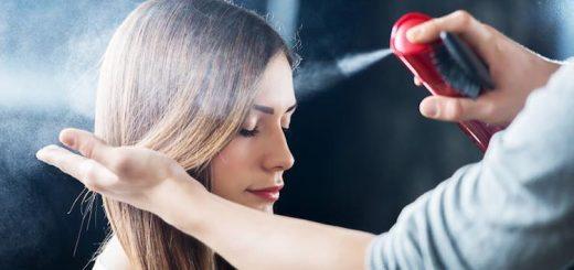 Thấy ngứa và xuất hiện gàu ở da đầu sau khi dùng hóa chất làm tóc