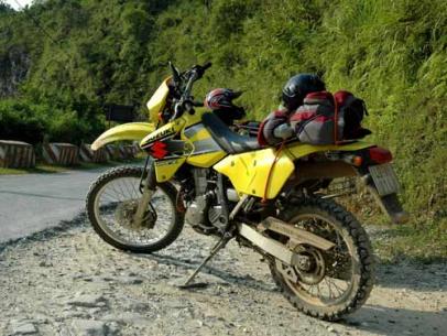 Đi phượt vùng cao bằng xe máy cho người mới