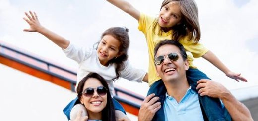 Kinh nghiệm du lịch với trẻ con cho người mới