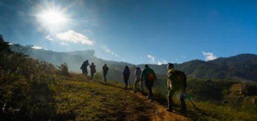 Kinh nghiệm leo núi như dân bản địa