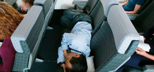 Bị khó ngủ khi đi du lịch?