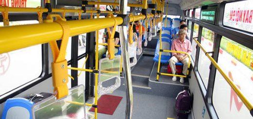 Tuyến xe bus từ Nội Bài về trung tâm Hà Nội