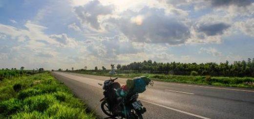 Hướng dẫn mang xe máy qua cửa khẩu Campuchia – Lào – Thái Lan an toàn