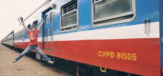 Hướng dẫn du lịch đáng nhớ tới Phan Thiết bằng tàu hỏa