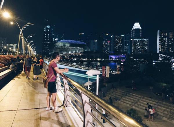 Bạn đã bao giờ gặp sự cố ở Singapore chưa?
