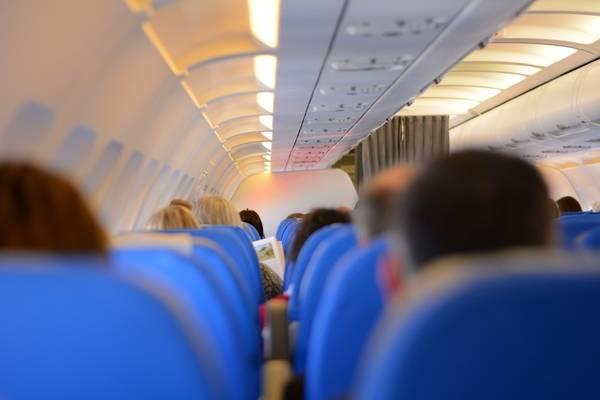 Xử lý tình huống khi máy bay rơi