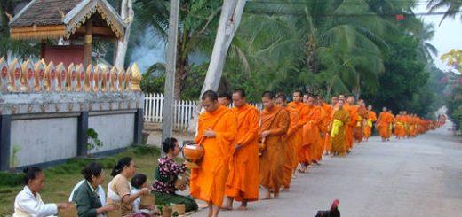 Đi đâu, ăn gì khi du lịch Luang Prabang, Lào