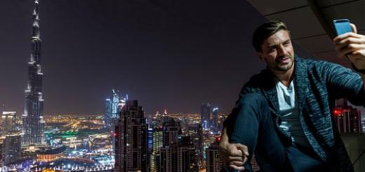 Chụp ảnh khi du lịch UAE an toàn