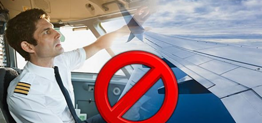 Tại sao phi công máy bay không nói nhiều