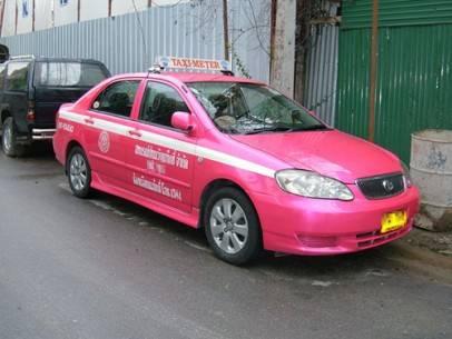 Chọn phương tiện di chuyển tại Bangkok