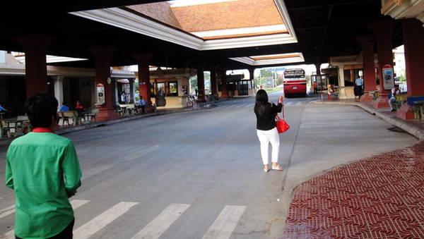 Hướng dẫn đi TP HCM tới Campuchia bằng xe buýt