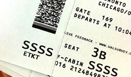 Giải mã các ký hiệu trên vé máy bay