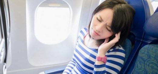 Người từng vá màng nhĩ có đi được máy bay?