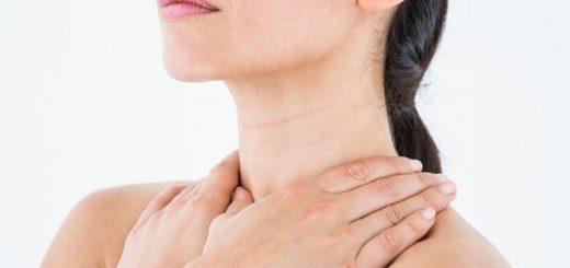 Phát hiện cổ bị sưng to hơn bình thường có nguy hiểm?