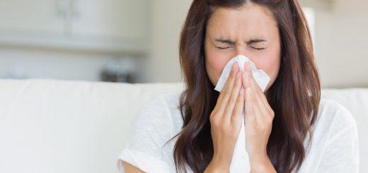 Điều trị nhanh chóng tình trạng đau họng kèm sổ mũi, ngứa tai