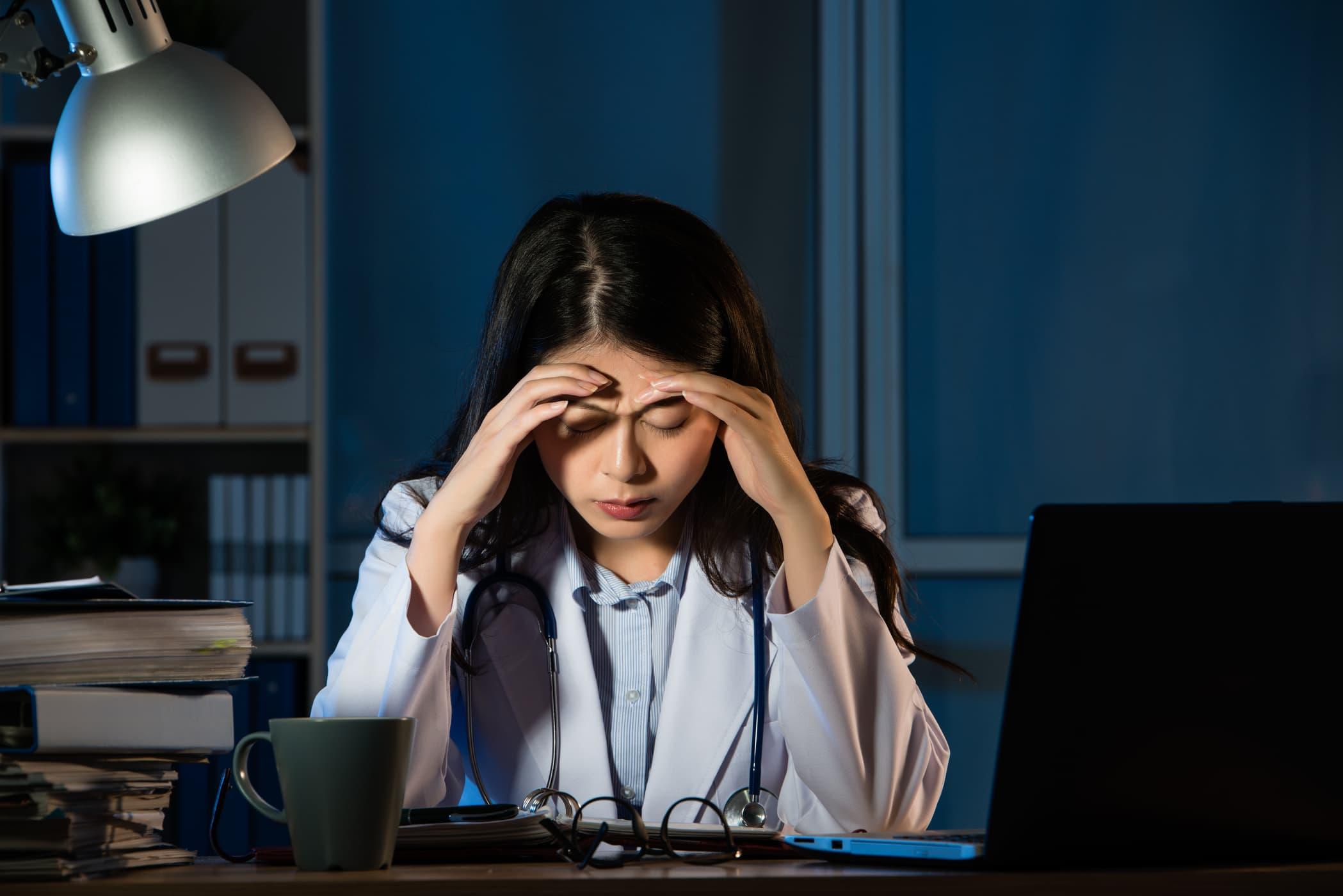 Thức khuya ảnh hưởng xấu tới sức khỏe như thế nào?